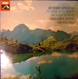 Alpine Symphony - Richard Strauss / Rudolf Kempe / Staatskapelle Dresden