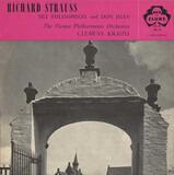 Till Eulenspiegel And Don Juan - Richard Strauss ; The Wiener Philharmoniker ; Clemens Krauss