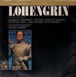 Lohengrin - Grosser Querschnitt - Wagner , Grümmer , Fischer-Dieskau , Frick , Wiener Staatsopernc