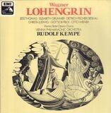 Lohengrin - Richard Wagner / Wiener Philharmoniker / Wiener Staatsopernchor / Rudolf Kempe / Jess Thomas / Elis