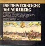 Die Meistersinger von Nürnberg ( Großer Querschnitt ) - Richard Wagner, Karajan, Chor der Staatsoper Dresden , Staatskapelle Dresden