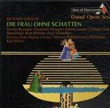 DIE FRAU OHNE SCHATTEN - Richard Strauss/ Karl Böhm, Leonie Rysanek, Vienna Philharmonic Orchestra