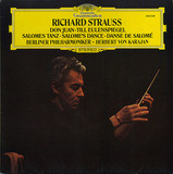 Don Juan • Till Eulenspiegel • Salome's Dance) - Richard Strauss (Karajan)