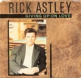 Giving Up On Love - Rick Astley