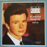My Arms Keep Missing You (Bruno's Mix) - Rick Astley