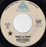 What A Town - Rick Danko