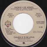 Chuck E.'s In Love / Young Blood - Rickie Lee Jones