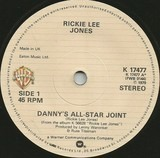 Danny's All-Star Joint - Rickie Lee Jones