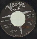 I'm Walkin' / A Teenager's Romance - Ricky Nelson