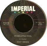 Poor Little Fool / Don't Leave Me This Way - Ricky Nelson