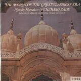 The World of the great Classics Vol.4: Scheherazade (Monteux) - Rimsky-Korsakov