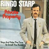 Private Property - Ringo Starr