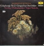 Symphonien Nr.2 / Genoveva Overture - Robert Schumann