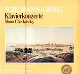 Klavierkonzerte - Robert Schumann · Edvard Grieg · Shura Cherkassky