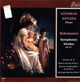 Symphonic Etudes Op. 13 - Schumann - Guiomar Novaes