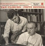 Concerto In A Minor - Schumann - Van Cliburn -  Reiner