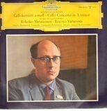 Cellokonzert A-Moll / Rokoko-Variationen - Robert Schumann / Tchaikovsky
