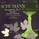 Symphony No. 3 'Rhenish' / Manfred Overture - Robert Schumann