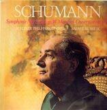 Symphonie Nr. 1 B-dur Op. 38 - Manfred Overtüre Op. 115 - Robert Schumann
