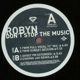 Don't Stop the Music - Robyn