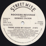 There Goes My Heart - Rockers Revenge Featuring Donnie Calvin