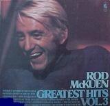 Greatest Hits Vol. 3 - Rod McKuen