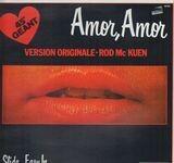 Amor, Amor / Slide... Easy In - Rod McKuen