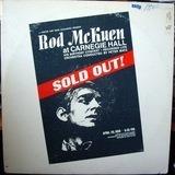 At Carnegie Hall - Rod McKuen