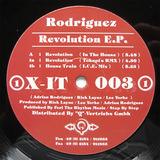 Revolution E.P. - Rodriguez