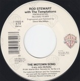 The Motown Song - Rod Stewart With The Temptations