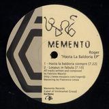 Hasta La Baldoria EP - Roger