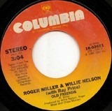 Old Friends - Roger Miller & Willie Nelson With Ray Price