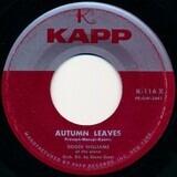 Autumn Leaves / Take Care - Roger Williams