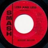Heartbreak Hotel / Less And Less - Roger Miller