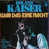 War Das Eine Nacht - Roland Kaiser