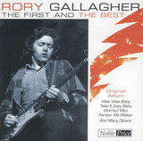 The First And The Best - Rory Gallagher