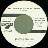 Roscoe Robinson