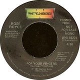 Pop Your Fingers - Rose Royce