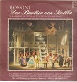 Der Barbier von Sevilla - Rossini/ M. Brediceanu, V. Teodorian, M. Ianculescu a.o.