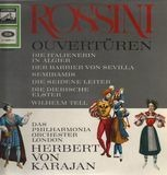 Ouvertüren (Karajan) - Rossini