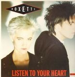 Listen To Your Heart / (I Could Never) Give You Up - Roxette