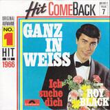 Ganz In Weiss - Roy Black