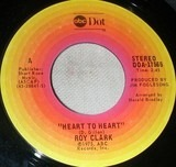 Heart To Heart/Someone Cares For You - Roy Clark