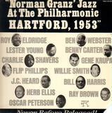 Jazz At The Philharmonic Hartford 1953 - Roy Eldridge, Ben Webster...