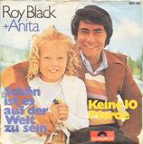Schön Ist Es Auf Der Welt Zu Sein / Keine 10 Pferde - Roy Black + Anita Hegerland