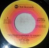 Think Summer / Whatever Happened To Gauze? - Roy Clark