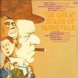 The Great Stars Of Vaudeville - Rudy Vallee / Eddie Cantor a.o.