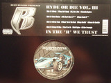 Ryde Or Die Vol. III - Ruff Ryders