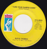 Do The Funky Chicken / Turn Your Damper Down - Rufus Thomas