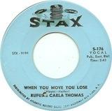 When You Move You Lose - Rufus Thomas & Carla Thomas